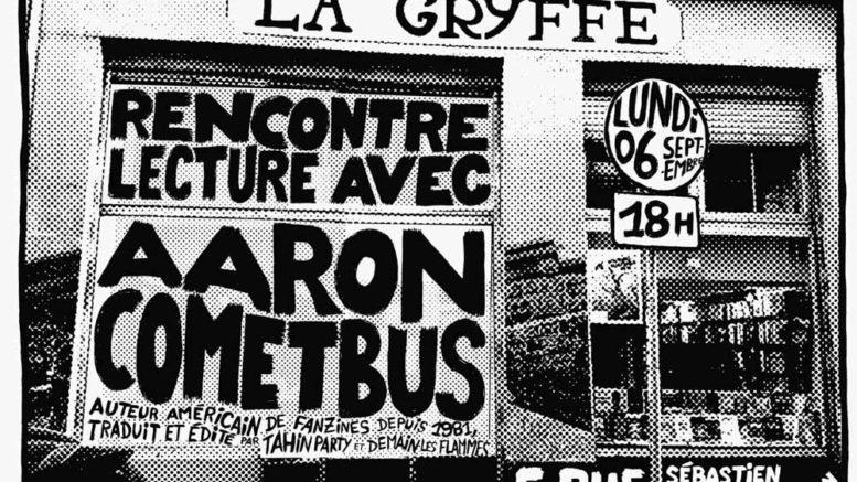 Rencontre lecture avec Aaron Cometbus